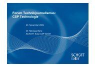 Dr. Nikolaus Benz - Forum Technikjournalismus