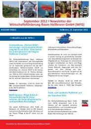 WFG - Wirtschaftsförderung Raum Heilbronn GmbH