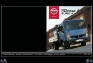 CABSTAR EURO 5 - Nissan