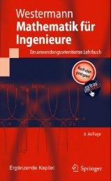 Mathematik für Ingenieure - home.hs-karlsruhe.de