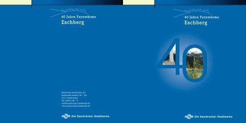 40 Jahre Fernwärme Eschberg