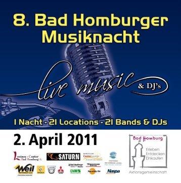 Download Flyer, PDF 4,7 mb - Aktionsgemeinschaft Bad Homburg e.V.