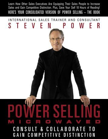Power Selling - Sales and Marketing Solutions International > Home