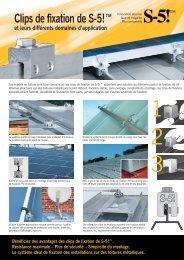 Klemmen von S5 neu französisch - CAVA Halbfabrikate AG
