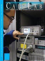 METROLOGY 101: CA LIB R A TING 1 MW 50 MHZ POWER R EF ...