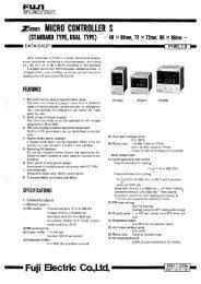 PYW5 - Fuji Electric