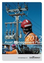 2012 Asset Management Plan (6.5mb) - Top Energy