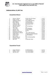 Ergebnisliste Eggelauf 2008 (pdf) - BC 23 Meerhof