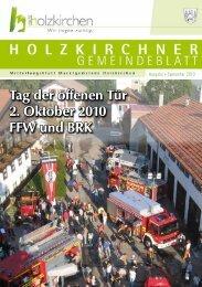 September 2010 - Holzkirchen