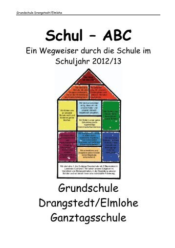 Download Schul-ABC - Ganztagsschule Grundschule Drangstedt ...