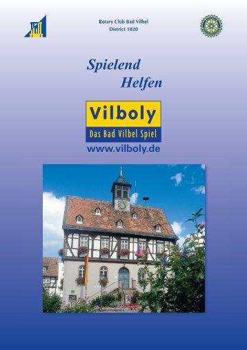 Erfolgreiche lokale Projekte des Rotary Club Bad Vilbel