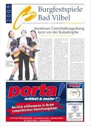 Burgfestspiele Bad Vilbel - Rhein-Main.Net
