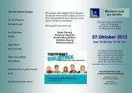 Unser Programm - Gemeinde Henstedt-Ulzburg