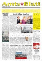 Kunst, Kultur, Kanzlerin - Halle - Stadt Halle (Saale)