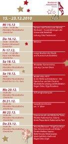 Musikalischer Adventskalender Bielefeld - in der Altstädter ... - Seite 4