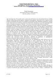 Alessandrina Ravizza e Sibilla Aleramo Amicizia, politica e