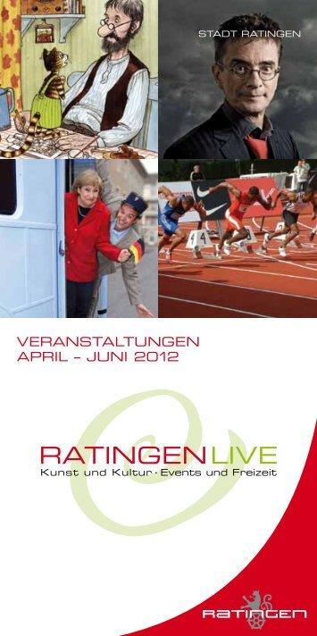 Ratingen live - Stadt Ratingen