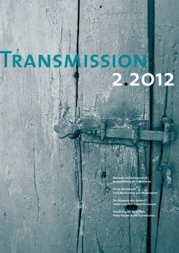 Transmission 2/2012 als Download...