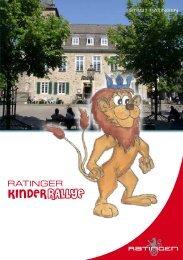 Ratinger Kinder-Rallye - Stadt Ratingen
