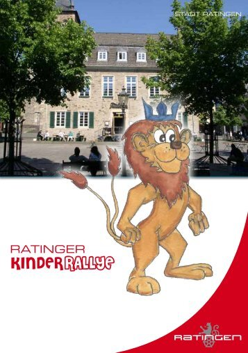Ratinger Kinder-Rallye - Stadt Ratingen