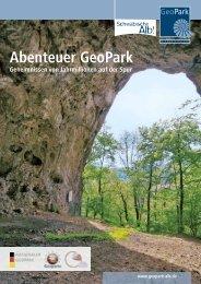 Abenteuer GeoPark - GeoPark Schwäbische Alb