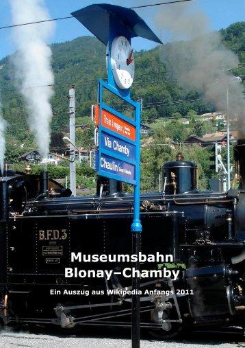 Museumsbahn Blonay–Chamby - Wikimedia