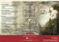 Flyer zur Ausstellung - Galerie Sonnensegel eV