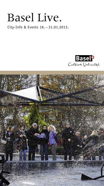 Gastronomy & Hotels - Basel Live