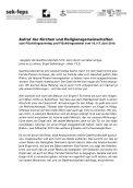 17. Juni / 17 juin / 17 giugno 2012 Kollekte für ... - CARITAS - Schweiz - Seite 4