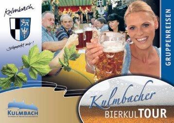 """Download Sie sich die Broschüre zur """"Kulmbacher ... - Stadt Kulmbach"""