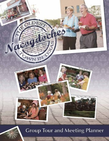 printable version - Nacogdoches Convention & Visitors Bureau
