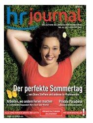 Der perfekte Sommertag - Hessischer Rundfunk