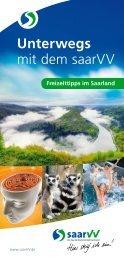 www.saarVV.de - saarVV Der Saarländische Verkehrsverbund