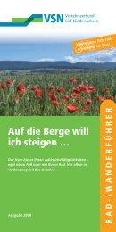 Auf die Berge will ich steigen - Verkehrsverbund Süd-Niedersachsen
