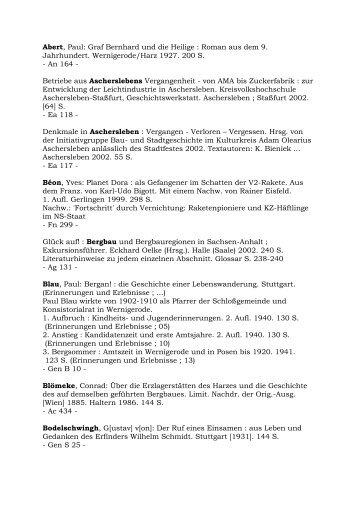 2002 (141.90 kB) - Wernigerode