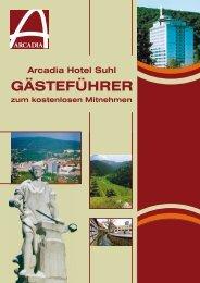Geschichte des Hauses - Arcadia Hotels