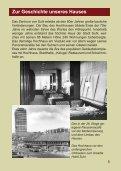 Geschichte des Hauses - Arcadia Hotels - Seite 5