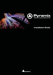 Install Pyramix V 8 .book - Merging Technologies