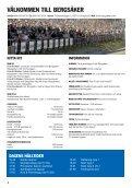 FREDAG 13 APRIL - Bergsåker - Page 3