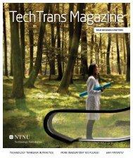 TechTrans Magazine - NTNU Technology Transfer