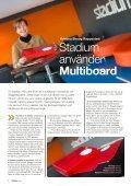 Stadium använder Multiboard - Fiskeby - Page 6
