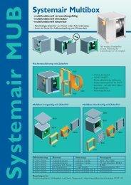 B Systemair Multibox
