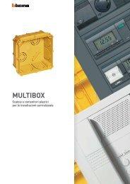 multibox - Professionisti BTicino