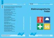 Elektromagnetische Felder M 470