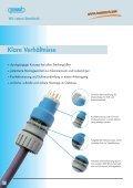 Steckverbinder M 16 / Montageanleitung - Simpex Electronic AG - Seite 6