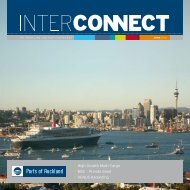 High Growth Multi-Cargo > MSC – Private Giant ... - Ports of Auckland