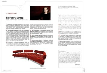 bretz magazine. Black Bedroom Furniture Sets. Home Design Ideas