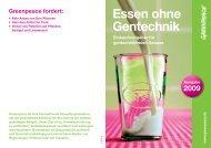 pdf-Datei - Greenpeace Gruppen in Deutschland