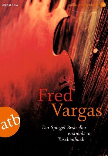 Fred Vargas - Aufbau Verlag