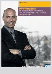 SAP® BUSINESS ONE - es euregio systems Gmbh